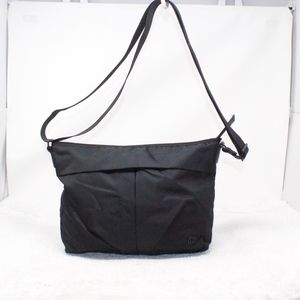 Lululemon Black Convertible Bag Crossbody Shoulder